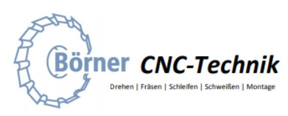 Börner CNC-Technik